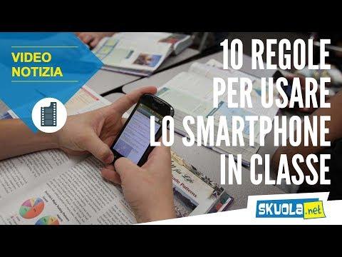 Smartphone in classe: le regole del Miur