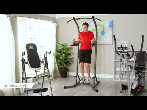Body Champ PT620 Power Tower - Product Review Video