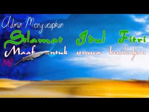 Video Ucapan Selamat Idul Fitri 1434 H