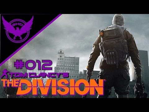 THE DIVISION - PS4 #012 - Pennsylvania Plaza abgeschlossen - Let's Play Deutsch HD