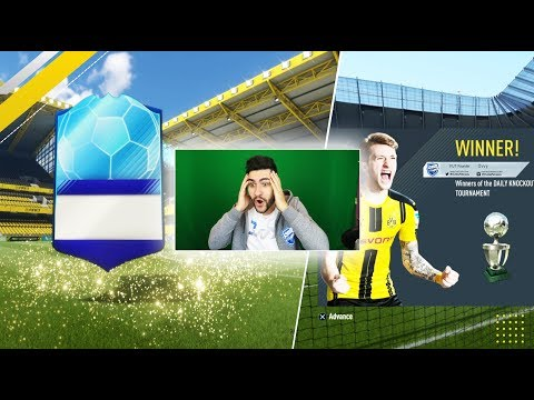 Winning a NEW AMAZING FREE PLAYER in the Team Of The Tournaments CUP - FIFA 17 ITEM UNLOCKED