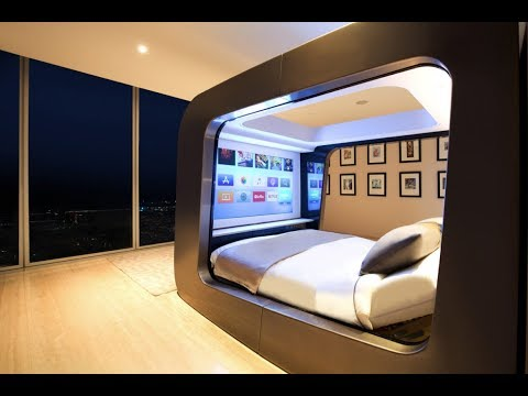 Next Level Beds You Won't Believe Exist