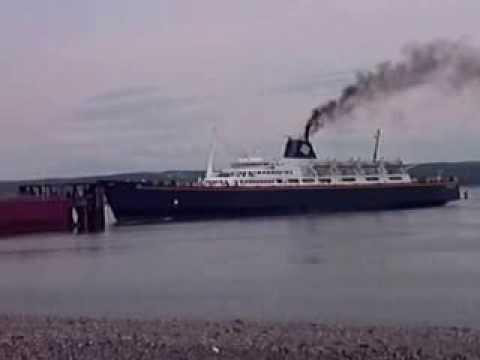 MV Princess of Acadia Ferry in 1996