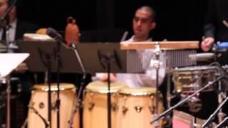 Latin Jazz Traditions:  Ernesto Lecuona's Andalucia (arr. Paquito D'Rivera)