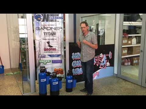 Lift and Carry DI Pure Water Systems by Window Cleaning World