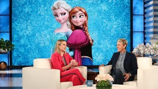 Kristen Bell Has Breaking News on the 'Frozen' Sequel
