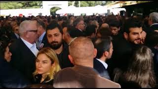 Mina Başaran Sinem Akay Burcu Gündoğan Cenaze