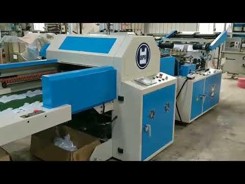 Automatic Glove Making Machine