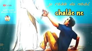 jo rabb de naal 🎵 bro satnam Bhatti 🎵 new Masih song