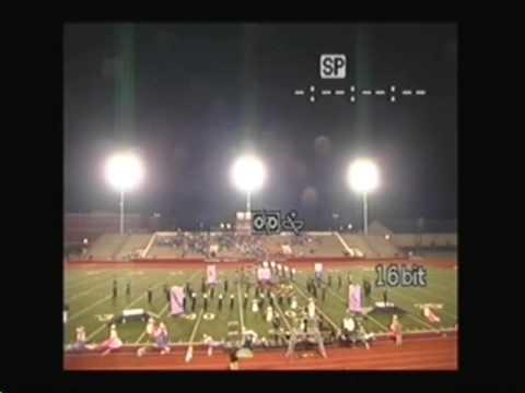 """Joy!"" 2007 Clarksville High School Marching Wildcat Band"