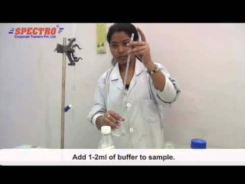 Hardness Testing Of Water Video