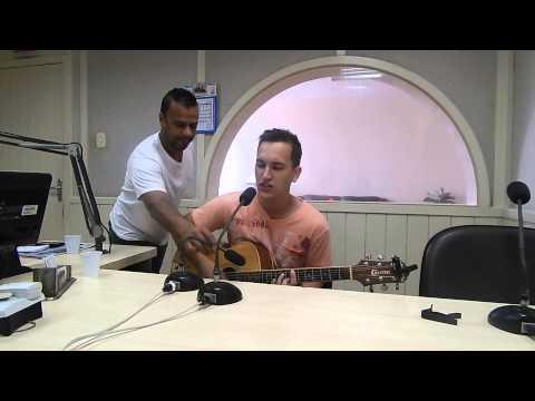 Adriano Bez - Ela Foi Embora - Ao vivo Rádio Tubá