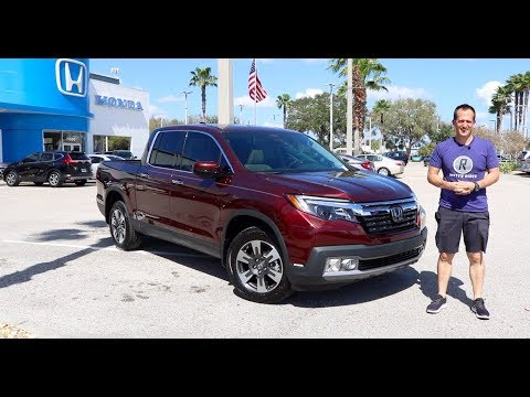 Is the 2019 Honda Ridgeline a GOOD truck or GREAT truck?