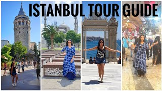 11 Things To Do in ISTANBUL | Tourist Attractions, Hamam, Cruise | Complete tour guide