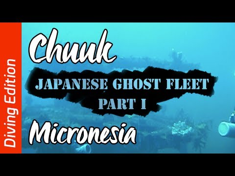 JuanBandito Travels | Chuuk, Micronesia 2008 (Part 1)