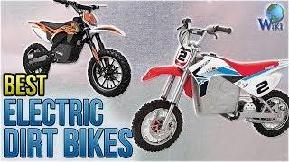 6 Best Electric Dirt Bikes 2018