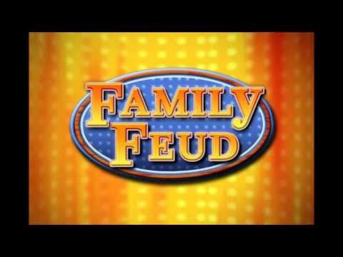 Family Feud Theme Song (Harvey era)