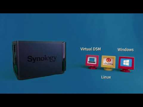 Synology | Create and Protect Virtual Machines with Virtual Machine Manager