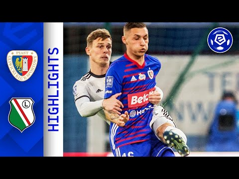 Piast Gliwice Legia Goals And Highlights
