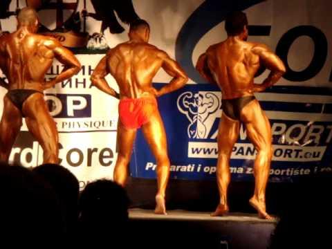 2009 Balkan BB Championship - Serbia, Bor - CBB up to 175cm - Tuty - 1st Place - Mandatory Poses