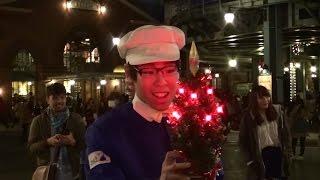 【TDS】サンタさんに貰ったツリーに灯りを【ファンカスト】 thumbnail