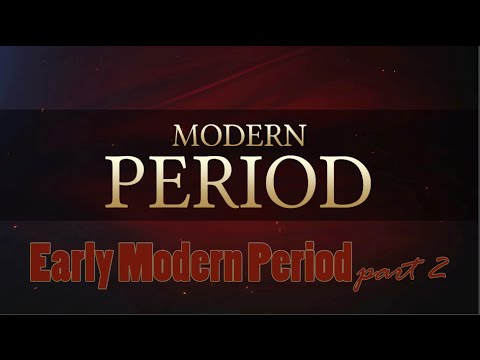 Alcohol in the Modern period, Early Modern period part 2 - Booze History S01E11