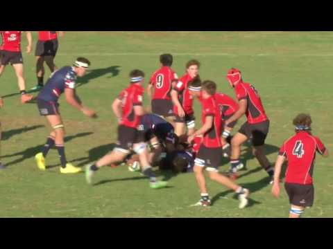Malon Al-Jiboori - Rugby Highlights