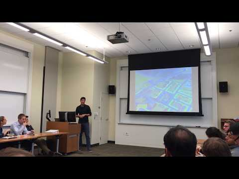 Urban Mobility and Innovation with Anthony Ling at Stanford Graduate School of Business