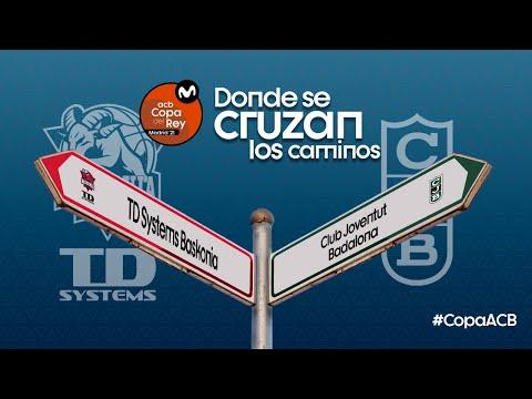 Rueda de prensa: Dusko Ivanovic y Carles Duran   Copa del Rey