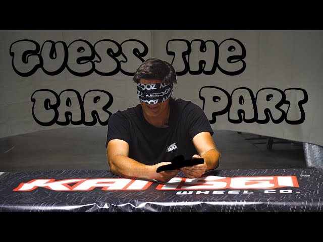 Guess the Car Part | S-Chassis Edition