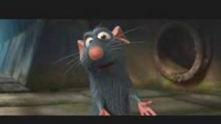 Ratatouille Trailer ( Português )