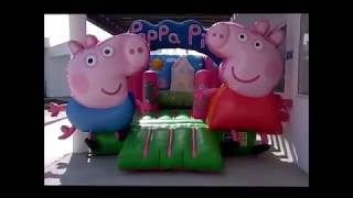Inflable Peppa Pig