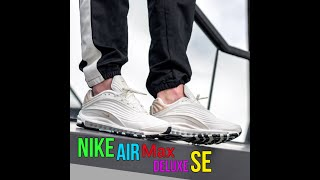 UNBOXING NIKE AIR MAX DELUXE SE