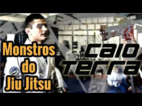Monstros do Jiu Jitsu Caio Terra