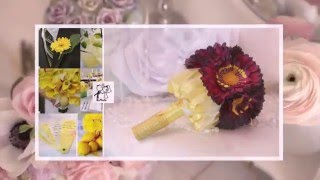 Свадебные букеты- дублеры (SONATA)