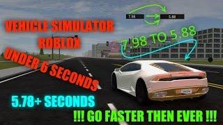 Roblox Fahrzeug Simulator [Alpha] - WIE IHRE CAR FASTER !!!