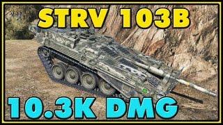 World of Tanks | Strv 103B - 7 Kills - 10.3K Damage