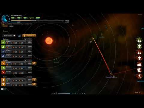 Interplanetary Multiplayer: Solar System Politics 1 (Part 2: The Great War)