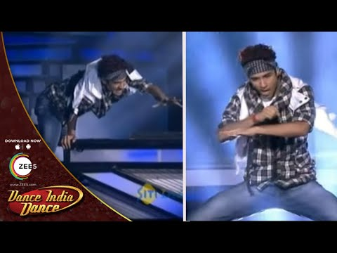 Raghav MIND BLOWING Solo Performance Dance India Dance Season 3