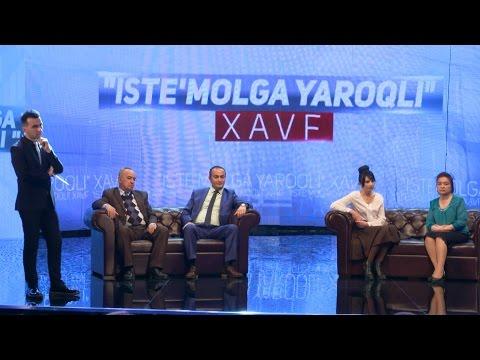"""""""Odamlar orasida"""" tok-shousi: """"ISTE'MOLGA YAROQLI"""" XAVF"""