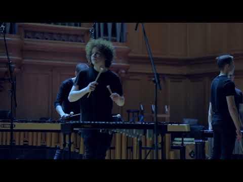 DrumArtMusic performs Ivan Trevino'sCatching Shadows
