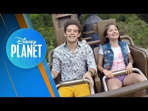 Karol y Ruggero en Walt Disney World Resort