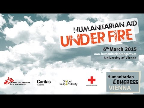 HuCo 2015 Vienna - Modul 1: Humanitarian aid in between international politics