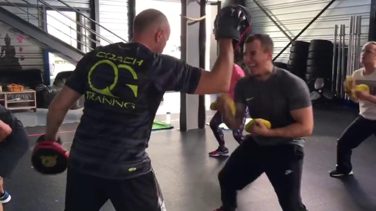Qg Training Salle De Remise En Forme Oise Youtube
