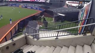 Eric Abneri Ballhawking at Citi Field on 5/20/17