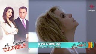 Me declaro culpable | Avance 11 de diciembre | Hoy - Televisa