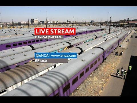 LIVE: New Prasa trains unsuitable for SA's railways?