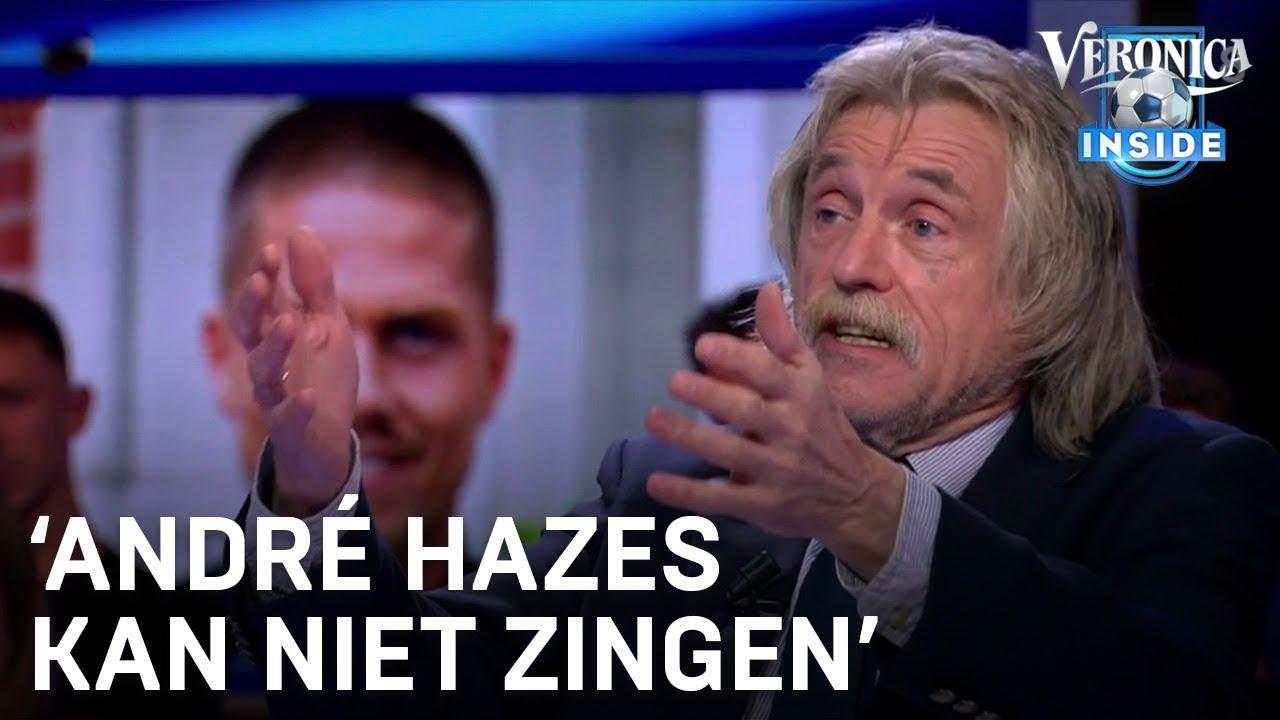 Andre Hazes Kan Helemaal Niet Zingen Veronica Inside Youtube