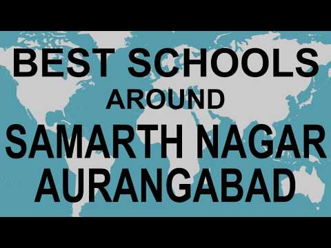Best Schools Around Samarth Nagar Aurangabad   CBSE, Govt, Private, International | Vidhya Clinic