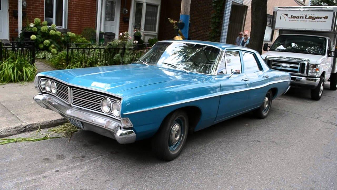 1972 Ford Custom 500 Ford Galaxy - YouTube